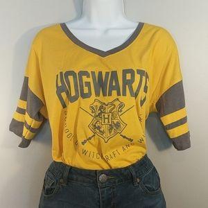 Harry Potter's HOGWARTS TEE SHIRT